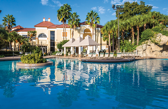What's new at Sheraton Vistana Resort in Orlando