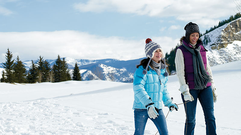 A Ski Vacation at Sheraton Mountain Vista in Avon, Colorado