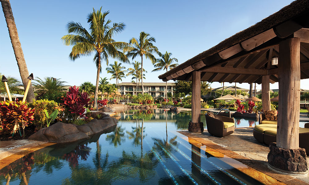 The Westin Princeville Ocean Resort Villas in Kauai, Hawaii