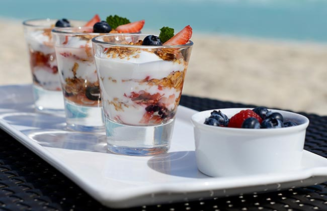 Healthy Breakfast Recipes from Cancún
