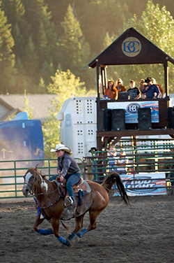 Summer Vacation and Things to do in Colorado: Beaver Creek Rodeo