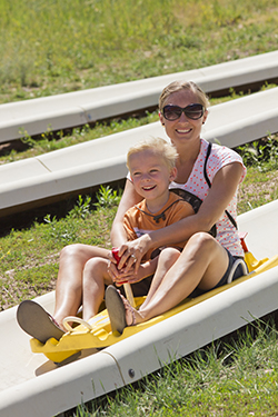 Summer Vacation and Things to do in Colorado: Alpine Slides