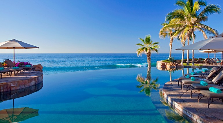 Best Hotel Pools: Sheraton Hacienda del Mar