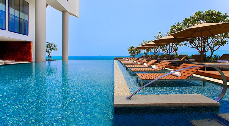 Best Hotel Pools Sheraton Nha Trang Spa