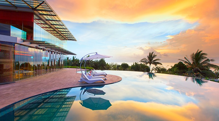 Best Hotel Pools: Sheraton Bali Kuta Resort