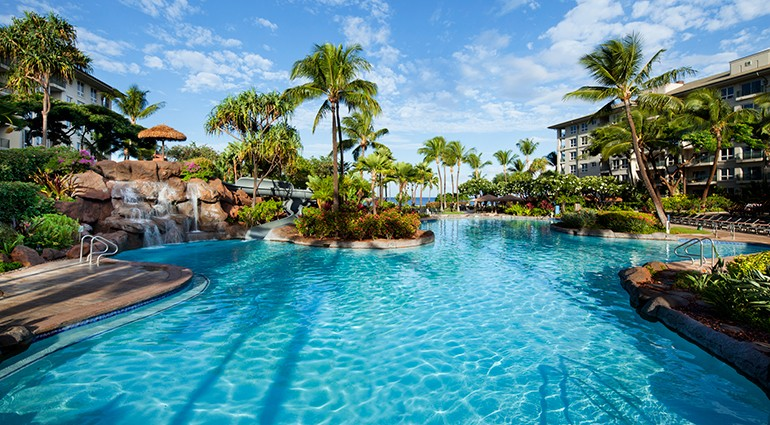 Best Hotel Pools: The Westin Kaanapali Ocean Resort