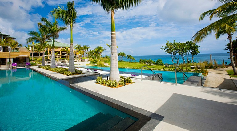 Best Hotel Pools: W Vieques