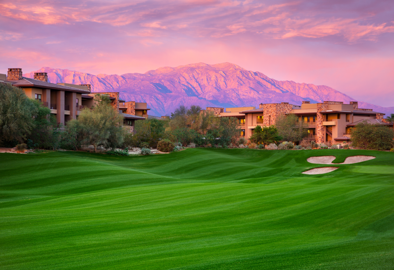The westin desert willow villas palm desert overview for Villas california