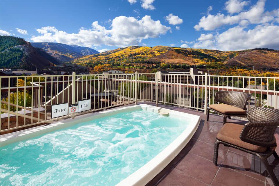 Resort Pools & Whirlpool Spas - Sheraton Mountain Vista