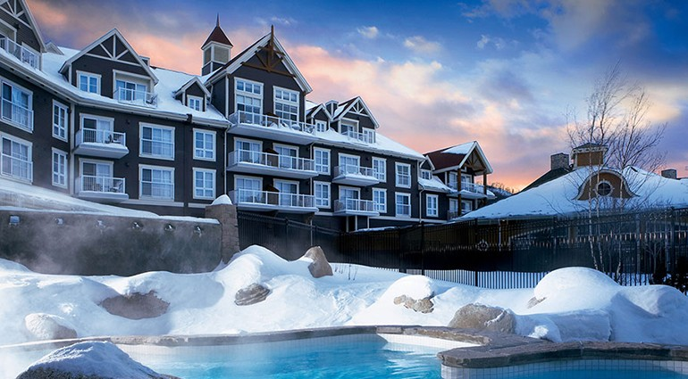 Best winter vacations ideas vistana signature experiences for Best winter vacations in canada