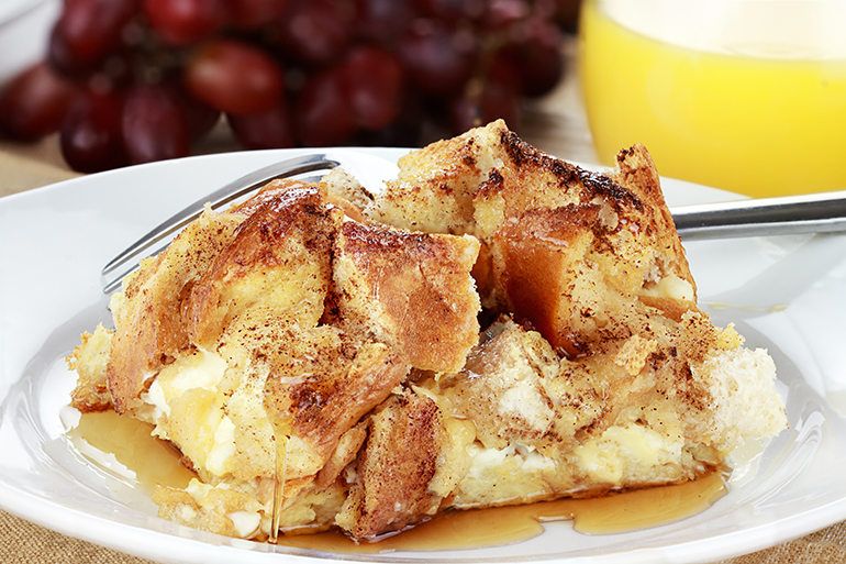 Easy Breakfast Recipes: French Toast Casserole