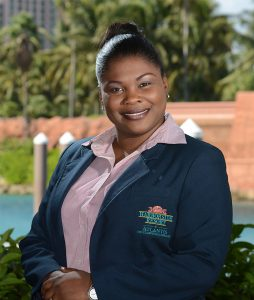 Meet Kizzie, Vacation Services Coordinator, your concierge. Call them at .