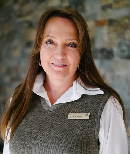 Meet Candace, Concierge, your concierge. Call them at .