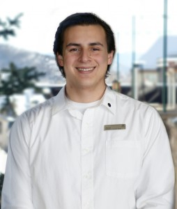 Meet Adrian, Sheraton Concierge, your concierge. Call them at .