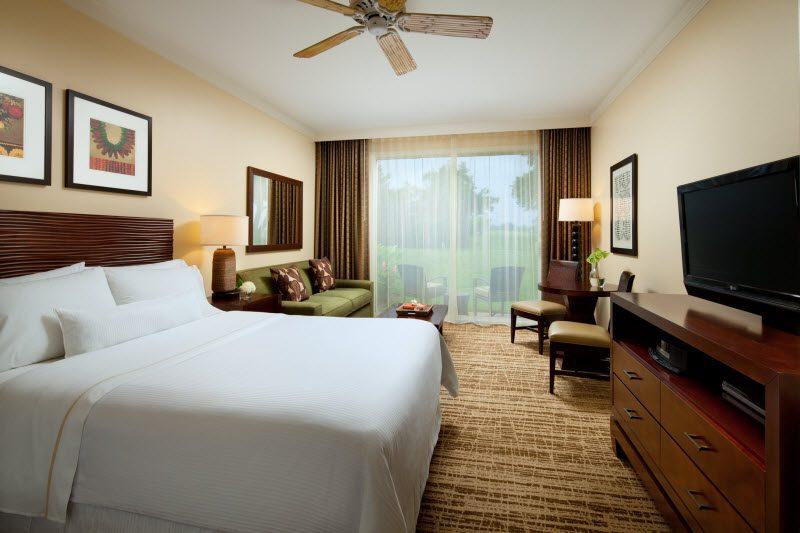 two bedroom. Next The Westin Princeville Ocean Resort Villas  Two bedroom Lockoff Villa