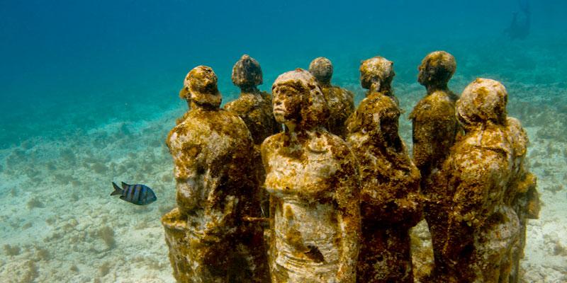 Underwater Museum Of Art Vistana Signature Experience