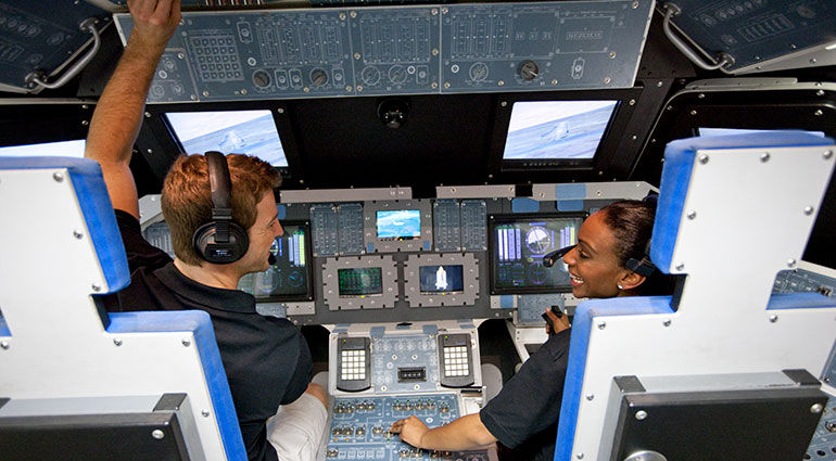 Kennedy Space Center's Astronaut Training Experience ...