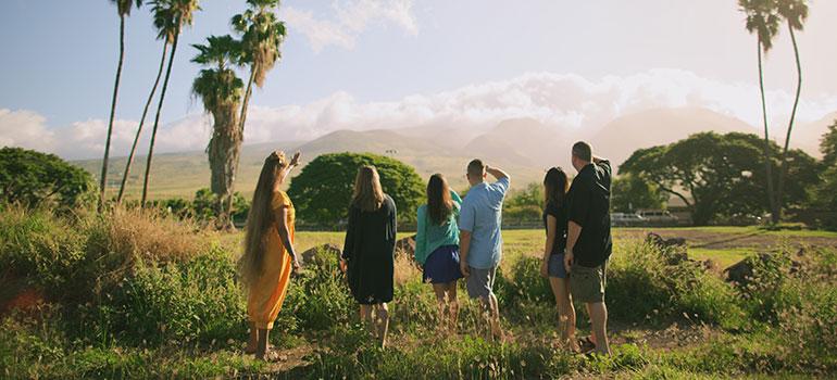 Maui S Mo Olelo O Lele Walking Tour Vistana Signature