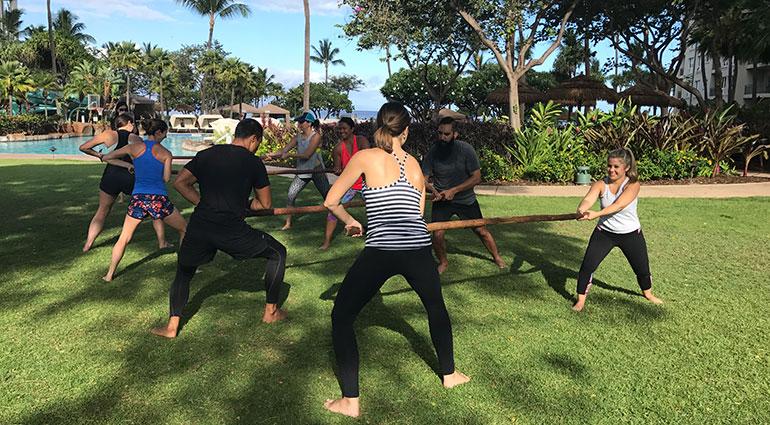 Announcing Kiakahi Fitness Classes Vistana Signature