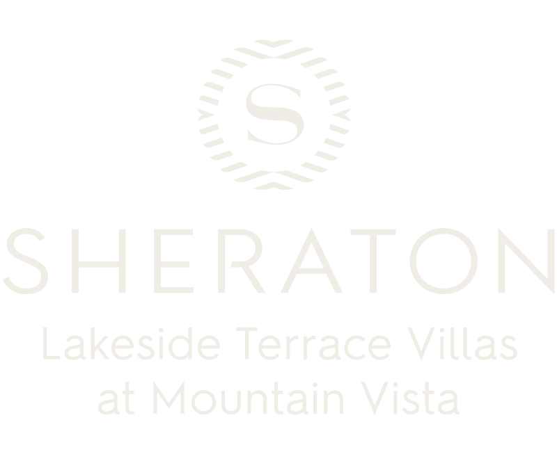 Sheraton Lakeside Terrace Villas at Mountain Vista Logo